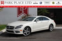 2013 Mercedes-Benz CLS550 4Matic