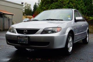 Used 2003 Mazda Protege 4dr Sdn LX Auto 4dr Car
