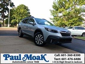 2020 Subaru Outback Premium