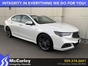 2019 Acura TLX 3.5L Technology Pkg with A-Spec Pkg