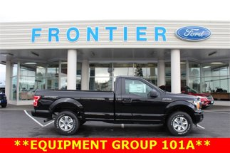 2019 Ford F-150 XL 4X4 Standard Cab Long Bed
