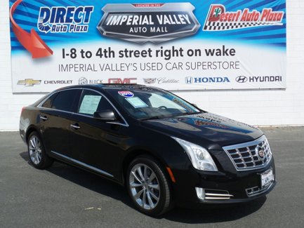 Used 2013 Cadillac XTS 4dr Sdn Luxury FWD