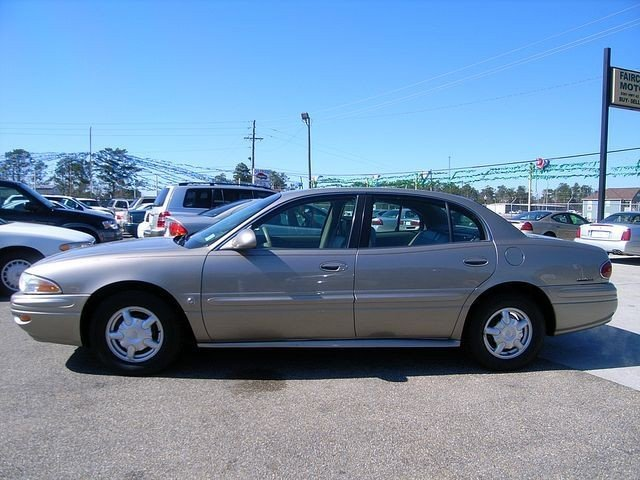 2002 Buick Lesabre Custom. 2002 Buick Lesabre Custom