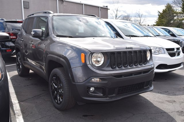 New 2016 Jeep Renegade, $27245
