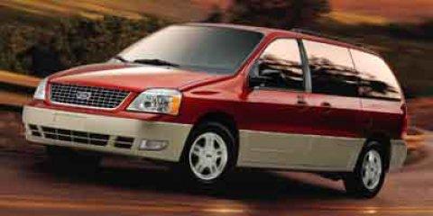 Image 1 of 2004 Ford Freestar Black
