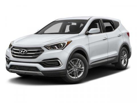 New 2017 Hyundai Santa Fe