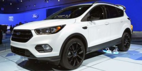 New 2017 Ford Escape, $32082