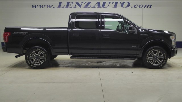 Used 2015 Ford F-150, $39993