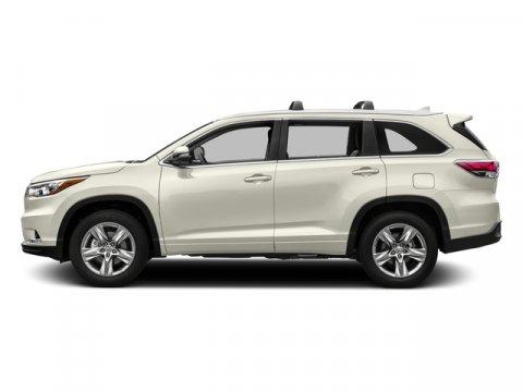New 2016 Toyota Highlander, $47037