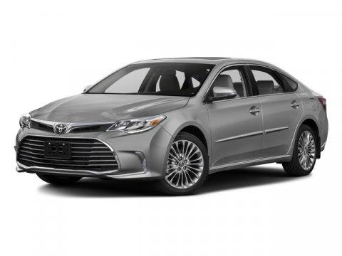 New 2016 Toyota Avalon, $42562