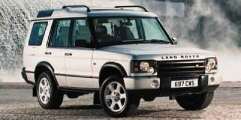 Used 2004 Land Rover Discovery