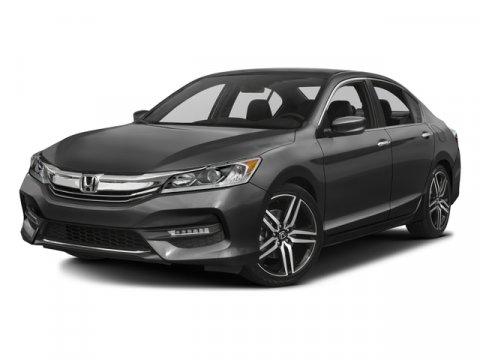 New 2016 Honda Accord, $25800