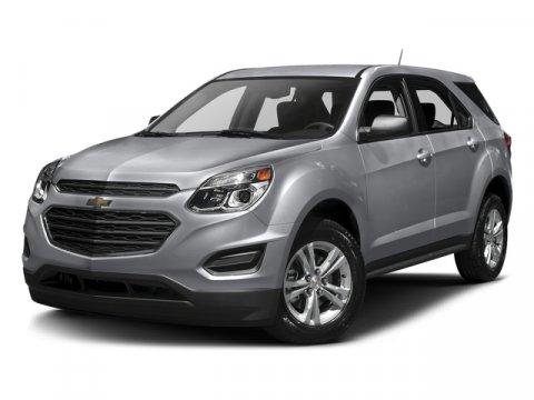 New 2017 Chevrolet Equinox, $26905
