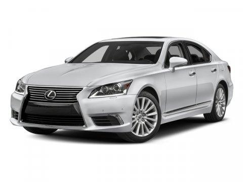 New 2017 Lexus LS, $80530