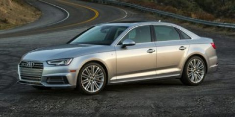 New 2018 Audi A4, $48965