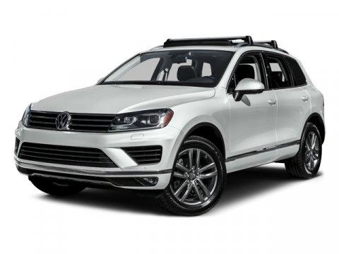 New 2015 Volkswagen Touareg, $54990