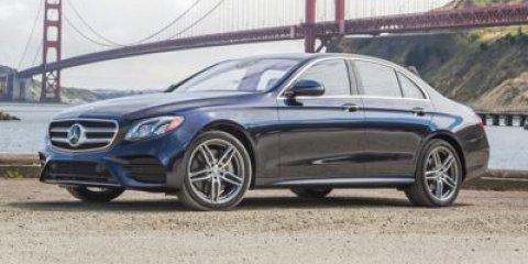New 2018 Mercedes-Benz E-Class, $59050