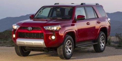 New 2016 Toyota 4Runner, $37730