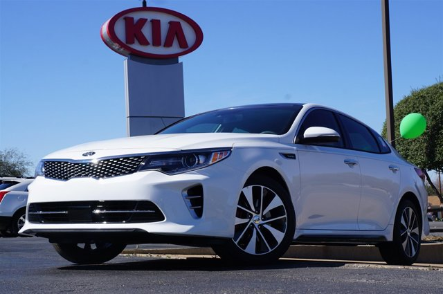 New 2016 Kia Optima, $36294