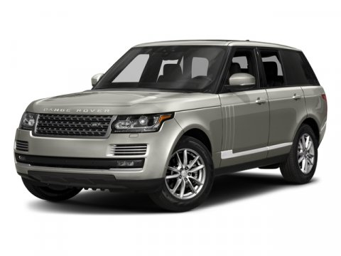 New 2017 Land Rover Range Rover, $100411