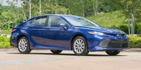New 2018 Toyota Camry, $26374