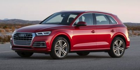 New 2018 Audi Q5, $46100