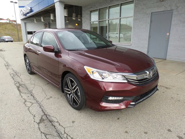2017 Honda Accord Sedan Sport SE Washington,PA