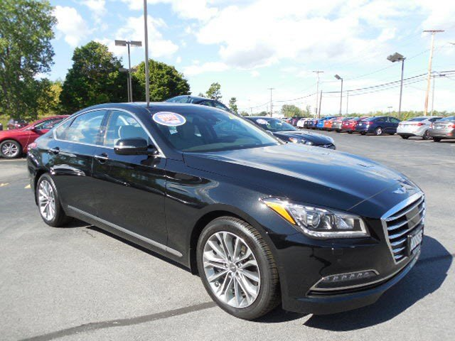 2017 Genesis G80 3.8L w/ Ultimate Package