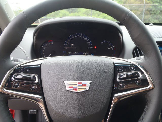 2016 Cadillac ATS Sedan Luxury Collection AWD