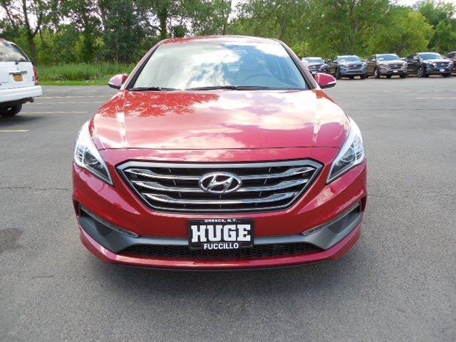 2017 Hyundai Sonata Sport w/ Cargo Package