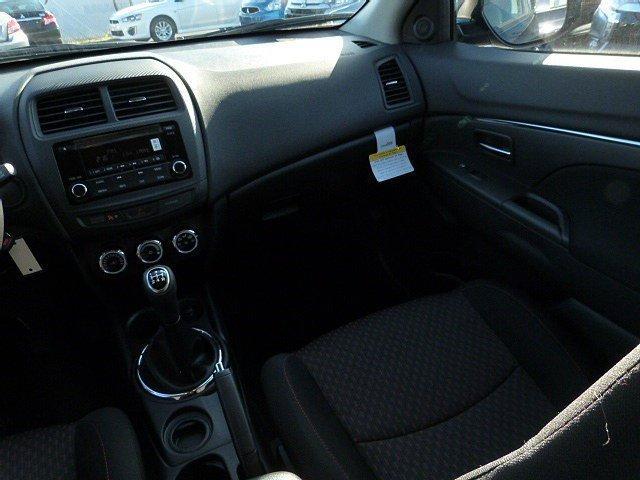 2017 Mitsubishi Outlander Sport ES 2.0