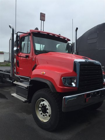 2016 Freightliner SD 114SD