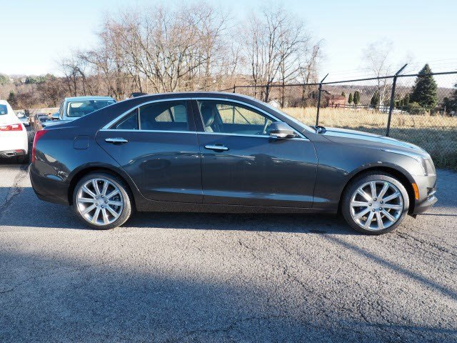 2017 Cadillac ATS Sedan Luxury AWD