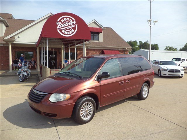 2007 Chrysler Town & Country LWB LX