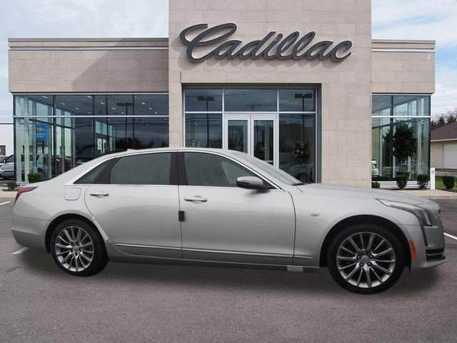 2017 Cadillac CT6 AWD