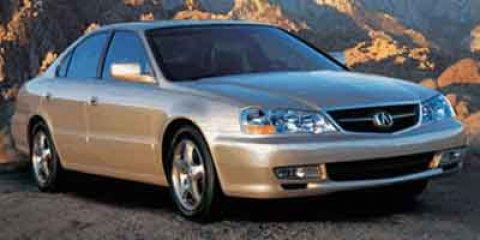 2002 Acura TL 4dr Sdn 3.2L