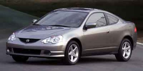 2002 Acura RSX Manual