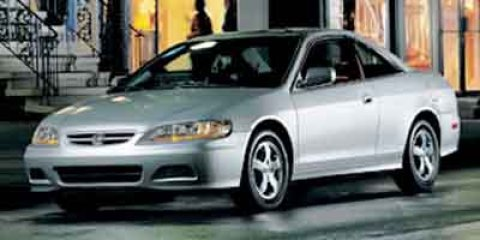 2002 Honda Accord Coupe EX with Leather