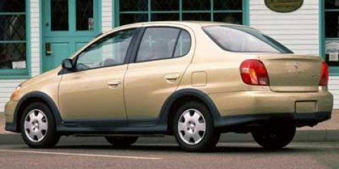 2002 Toyota Echo 4dr Sdn Auto