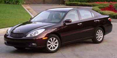 2002 Lexus ES NAVIGATION