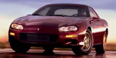 2000 Chevrolet Camaro 2dr Cpe