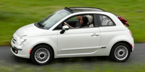 2017 FIAT 500 Pop