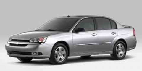 2004 Chevrolet Malibu 4dr Sdn