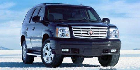 2005 Cadillac Escalade LUXU