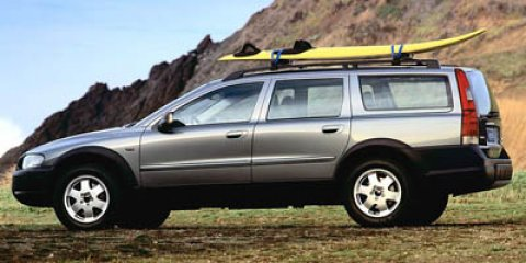 2005 Volvo XC70 2.5L Turbo AWD with Sunroof