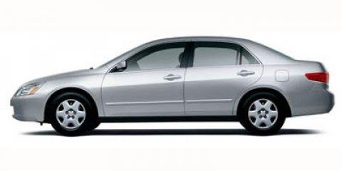 2005 Honda Accord Sedan LX
