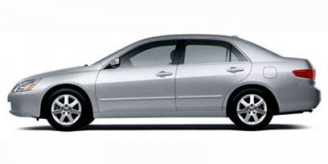 2005 Honda Accord EX-L V6