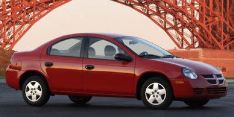 2005 Dodge Neon SE