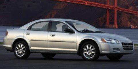2005 Chrysler Sebring Sedan 4DR