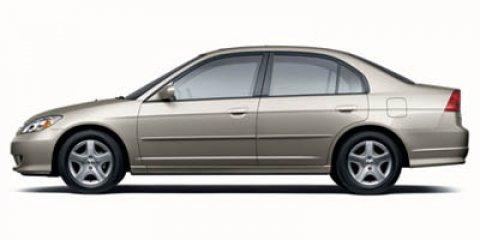 2005 Honda Civic Sedan EX SE